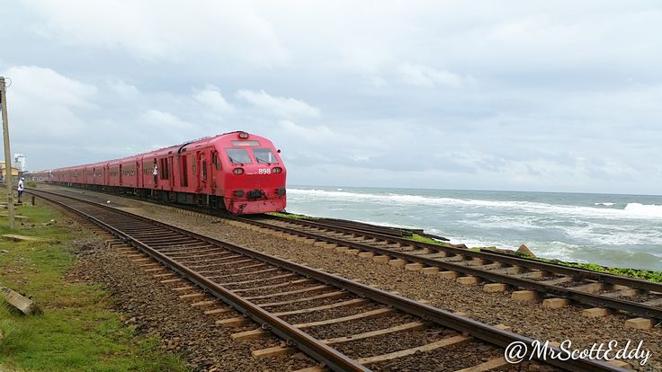 Sri Lankan train tickets