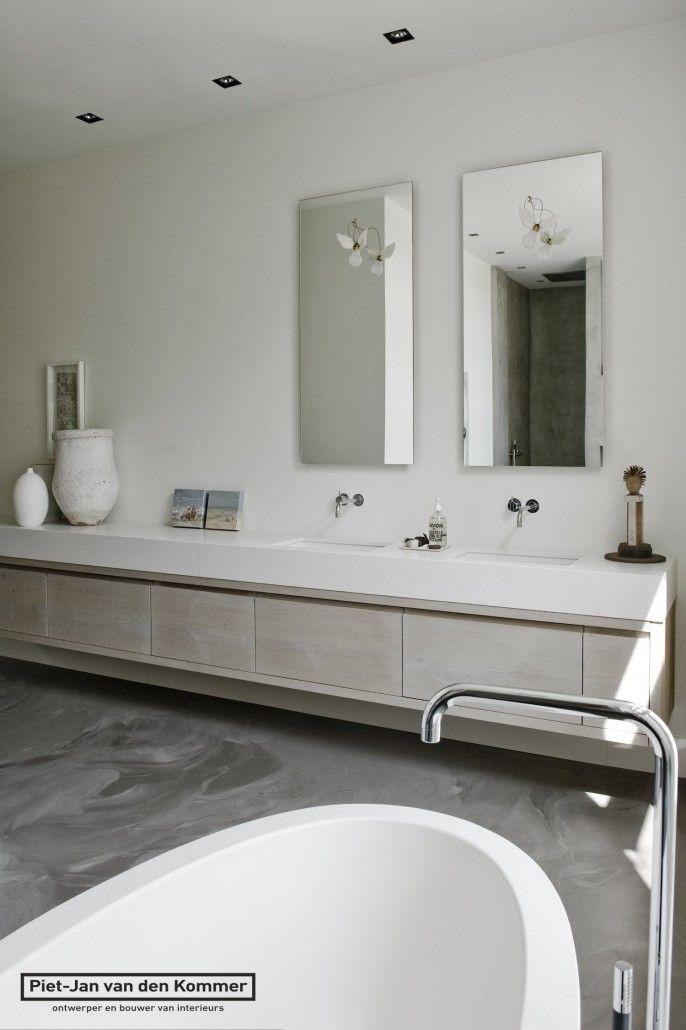Luxe appartement - badkamer2
