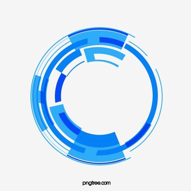 Circulo De Datos De Tecnologia Azul Segmento De Linea Linea Redondo Png Y Vector Para Descargar Gratis Pngtree In 2021 Prints For Sale Circle Diagram Blue Banner