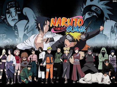 Naruto Shippuuden Episódios online legendados