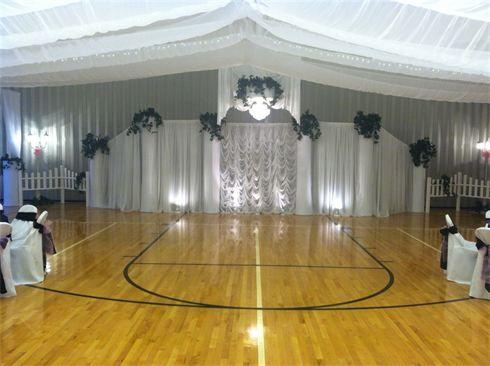 LDS Wedding Decor - Reception Line Decor Another better ...