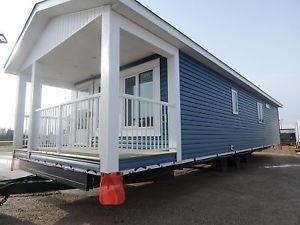 New 16 x 50 Modular Mobile home 2 bed 1 bath