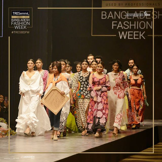 Tresemme Bangladesh Fashion Week 2019 Tresemme Is Partnering With Fashion Design Council Of Bangladesh Fdcb Date 23rd To Fashion Fashion Week Fashion Show