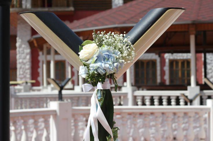 Украшение прохода к арке голубая гортензия свадьба, бело-голубая свадьба #wedding #bluewedding #hydrangea #bluehydrangea #registration