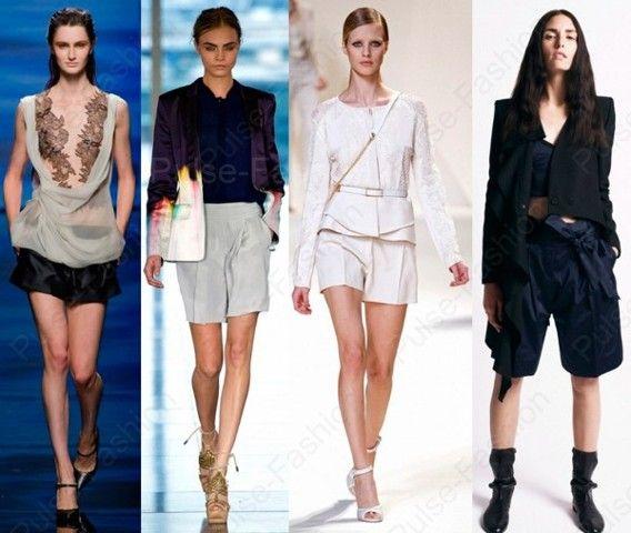 Стильные и модные шорты 2017
