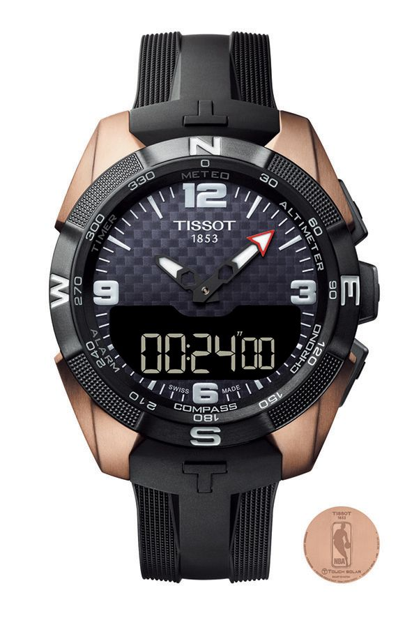 Tissot T-Touch Solar NBA Special Edition