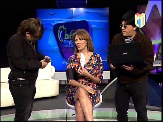 """Milagros Germán La""""Diva"""" Se Somete Al Detector De Mentiras En Vivo #Video"""