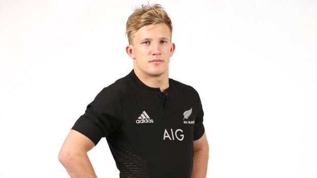 The All Blacks have some special plans for their gifted young rookie back from the Chiefs.
