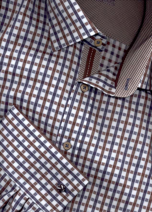 van heusen dress shirt fit guide