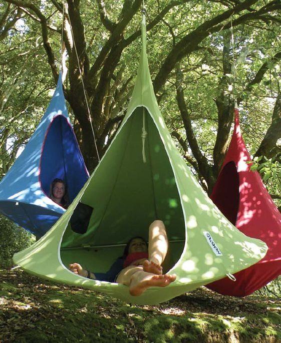 Cacoon Double Hanging Chair | BOXHILL