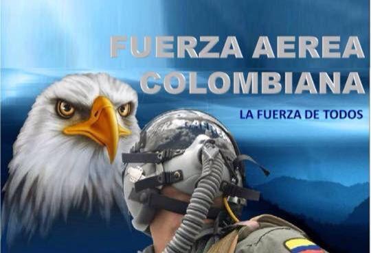 Fuerza Aérea Colombiana La Fuerza de Todos
