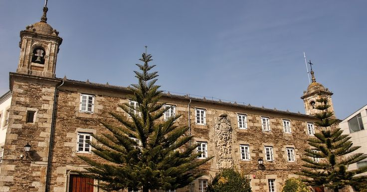 GALICIA PUEBLO A PUEBLO: HOSPITAL DE SAN PABLO Y SAN LÁZARO, MONDOÑEDO