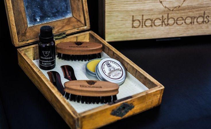 Geschenke zum Vatertag | Rasierset | Bartpflege Set | Bartöl | Geschenkgutschein…