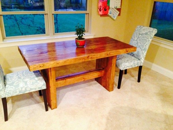 Woodworking Dining Room Table Plans WoodWorking Projects Plans