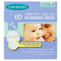 Lansinoh ultra thin disposable nursing pads