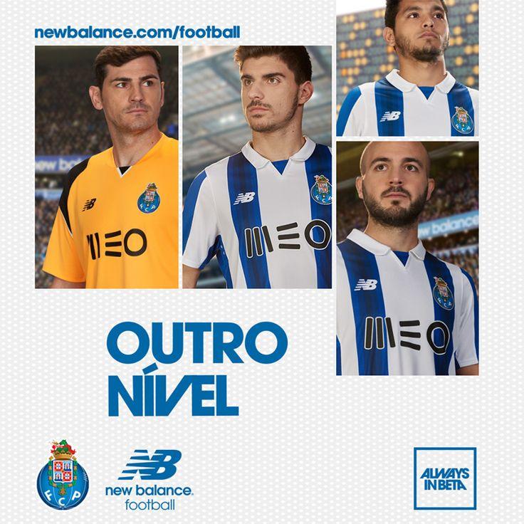 Camisas do Porto 2016-2017 New Balance