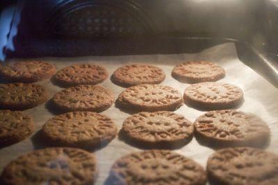 """Blonďatej svět: Domácí máslové sušenky """"Home made"""""""