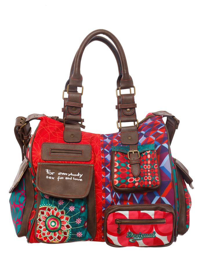 DESIGUAL Bag LONDON-ANNELISE - 37,80€ : Fashion Monicapecado