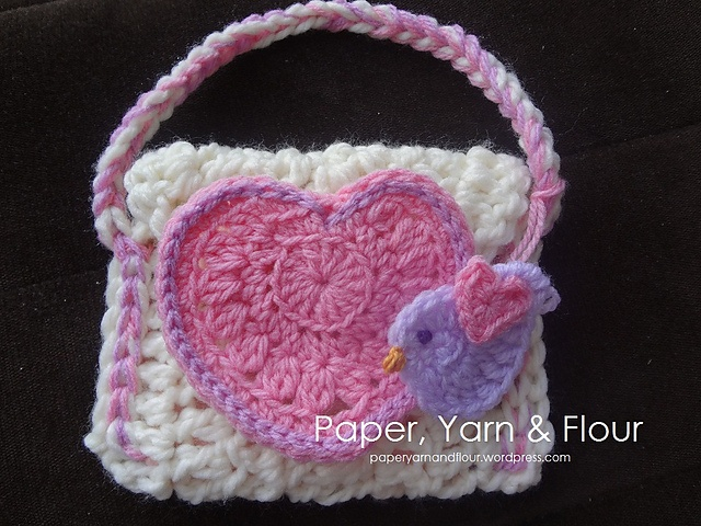 595 best images about Crochet - kids bags & purses on ...