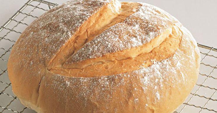 Opskriften kan bruges til både brød, boller og pizzabunde. Pizzabundene kan desuden fryses ubagte.