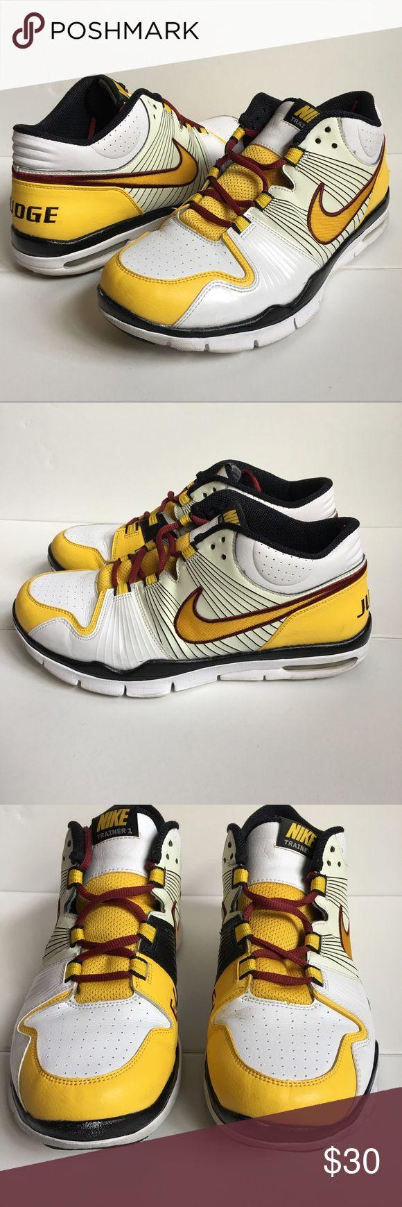 "Nike Trainer 1 ID ""Judge"" men's size 11 Nike Trainer 1 ID ""Judge"" men's size 11 Shoes Athletic Shoes"
