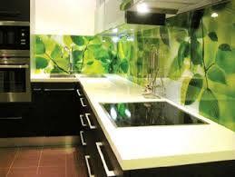 кухонный зеленый фартук