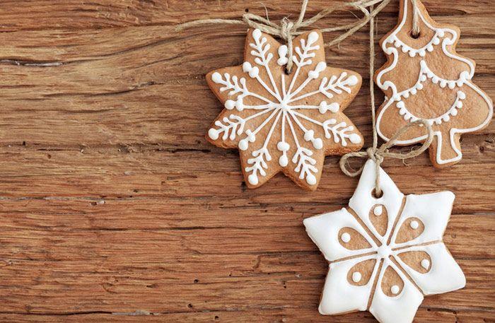Vi bakar väl aldrig så mycket som till jul. Och det får gärna bli lika vackert som gott. Här är 14 extra eleganta godsaker till jul.