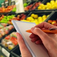 Food inventory template in MS Excel format - Excel Template