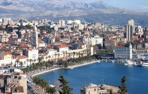 Split - http://www.kroatiendirekte.dk/ferielejligheder/split