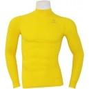 Camiseta Termica Manga Larga Amarilla Lurbel. Consiguela aqui: http://www.deportesmena.com/camisetas-termicas#