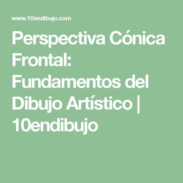 Perspectiva Cónica Frontal: Fundamentos del Dibujo Artístico  