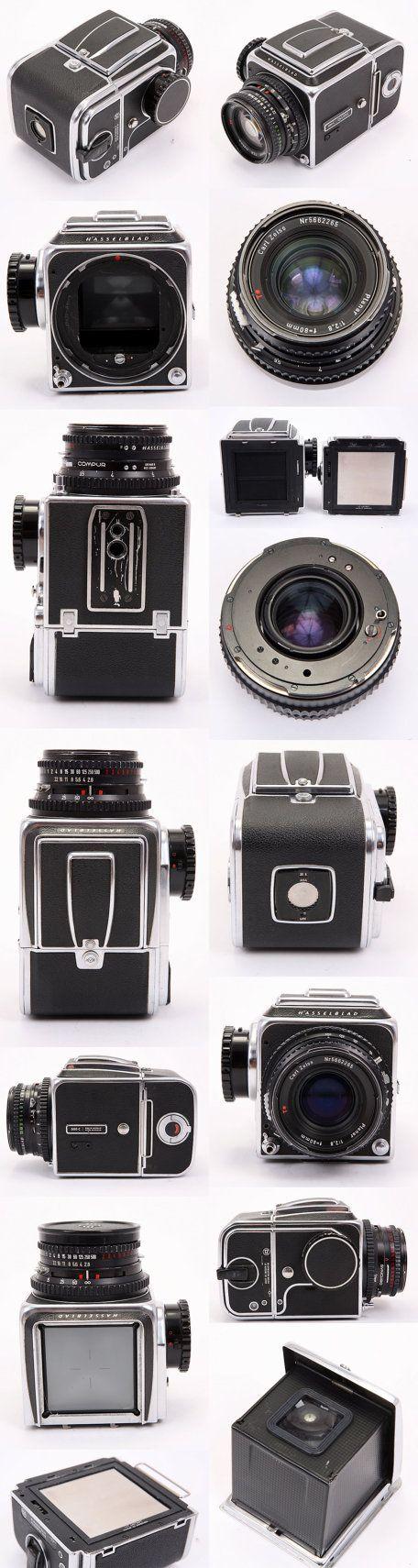 Vintage Hasselblad 500C
