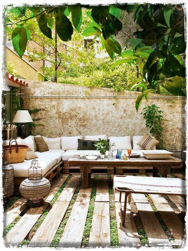 Διαμορφώστε τον κήπο ή το μπαλκόνι σας σε μια μικρή όαση | Woody's Ξύλινες Χειροποίητες Κατασκευές & Διακόσμηση Κήπου