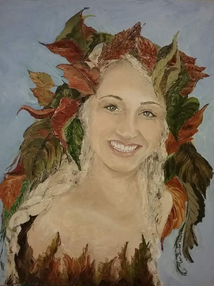 Portrait of Anni