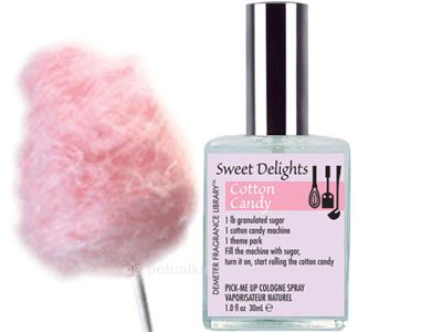 COTTON CANDY SCENTED PICK-ME-UP COLOGNE SPRAY    Meli!! You NEED this! ;)