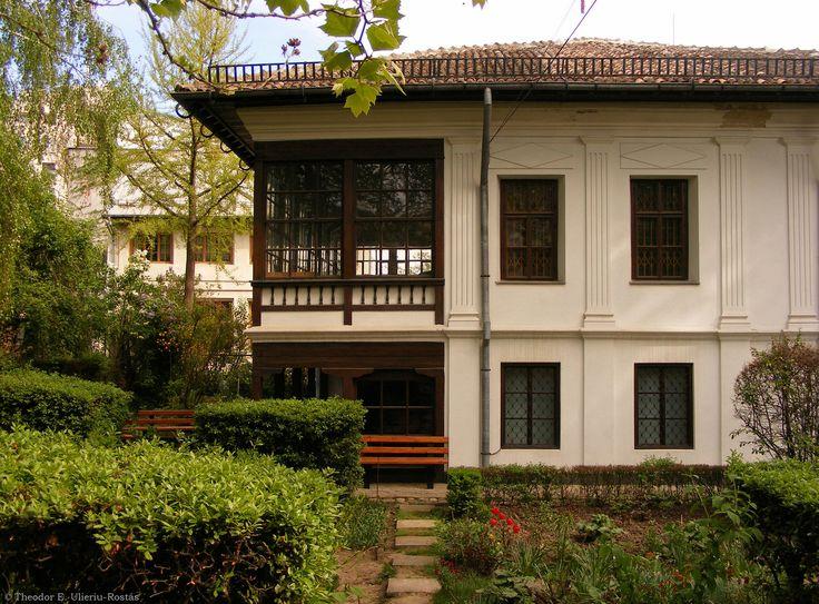Strada Spătarului nr. 22: casa Melik / Muzeul Theodor Pallady