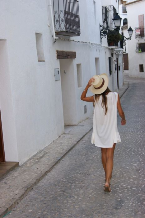 cute (french-voguettes) | White for Summer..and More | Pinterest | Style, Fashion and Summer