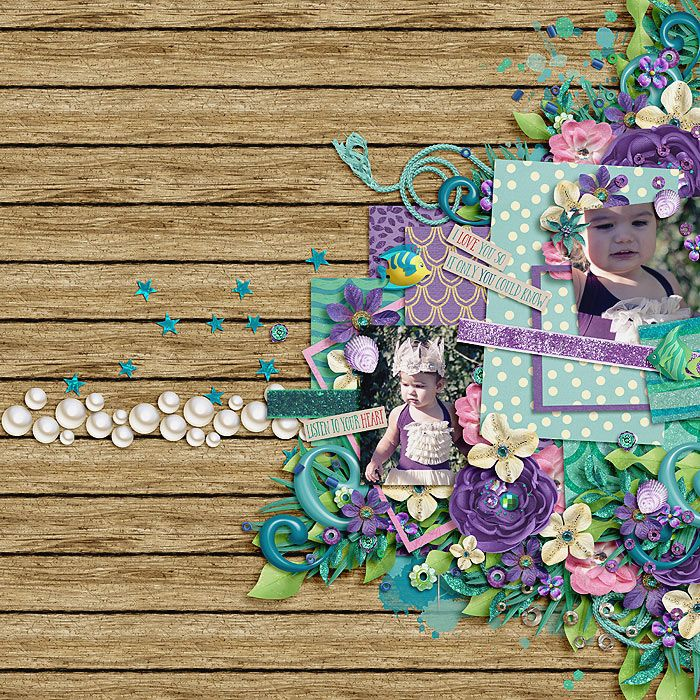 Mermaid Dreams - Sweet Shoppe Gallery