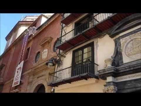 Malaga   główne ulice