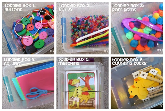 Present Ideas for Toddlers and Kids!
