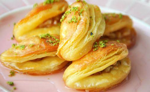Geleneksel Türk Mutfağı'nın özel lezzetlerinden biri olan Dilber Dudağı Tatlısı…