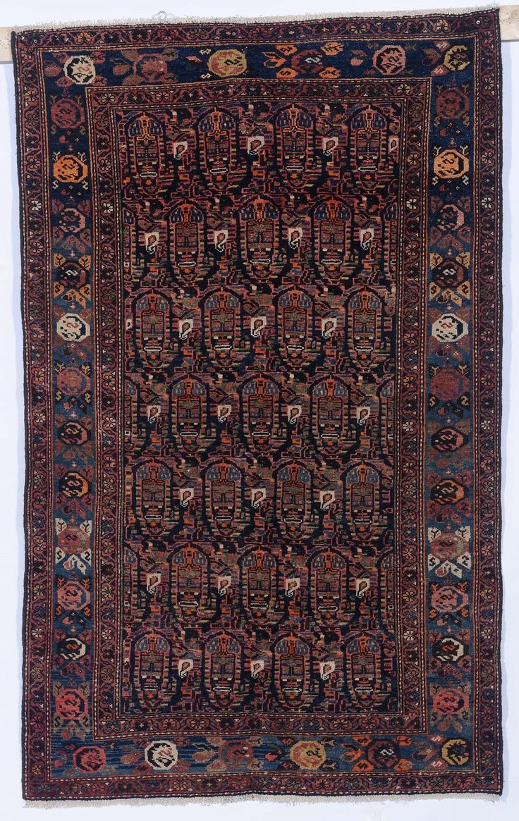 Tappeto persiano Malayer, inizio XX secolo