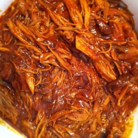 SUCCESS! Easy pulled pork recipe, nom noms Rx