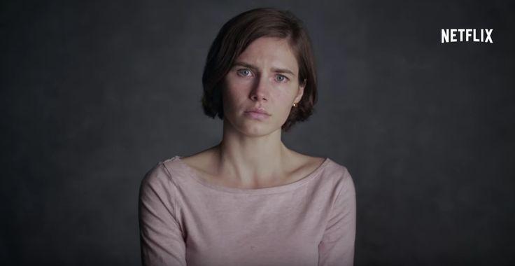 Amanda Knox : le nouveau film documentaire attendu sur Netflix