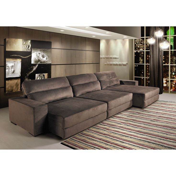 Decoracao De Sala Sofa Marrom ~ Marrom no Pinterest # decoracao de sala sofa marrom
