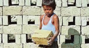Σήμερα, περίπου 215 εκατομμύρια παιδιά εργάζονται στον κόσμο, πολλά από αυτά με πλήρη απασχόληση. Αυτά τα παιδιά δεν πηγαίνουν σχολείο και δεν έχουν χρόνο για να παίζουν ενώ πολλά δεν λαμβάνουν τρόφιμα ή κατάλληλη φροντίδα. Έχουν στερηθεί δηλαδή την ευκαιρία να είναι παιδιά