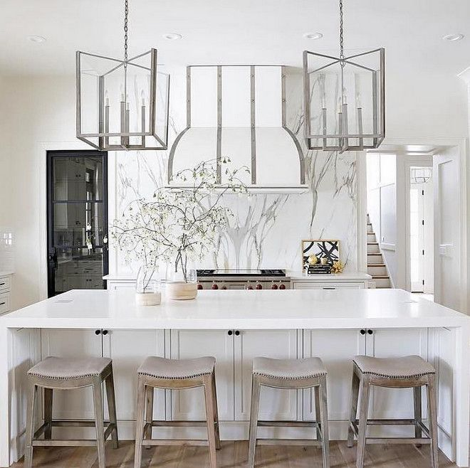 Kitchen With White Cabinets And Wood Trim: 1000+ Ideas About Gray Quartz Countertops On Pinterest