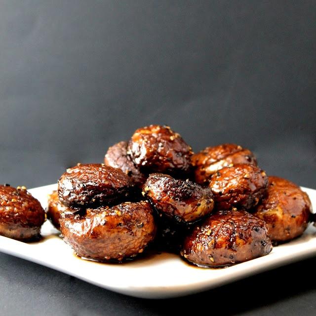 ... mushrooms, Stuffed portobello mushrooms and Marinated mushrooms