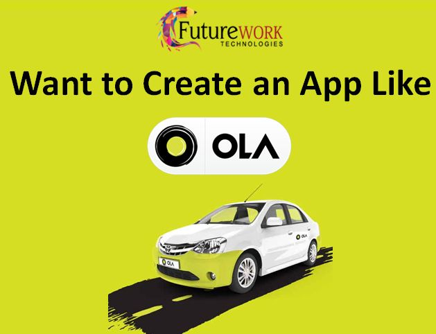 It is an Indian online transportation network company. Book a City Taxi to your destination in town if you want to know how to create an app like Ola please visit below link https://futureworktechnologies.com/how-to-make-create-an-app-build-like-ola-know-development-cost/