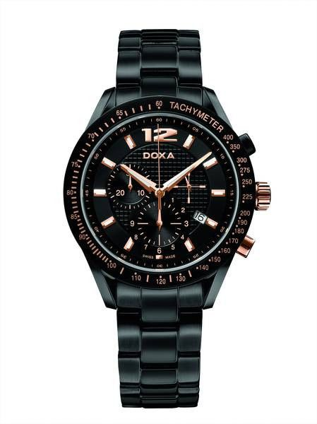 I've got 10% coupon code for sharing this product. Doxa Trófeo 278.30s.103r.11 men's watch